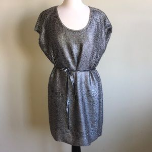 Beautiful Beaded DVF Dress or Tunic